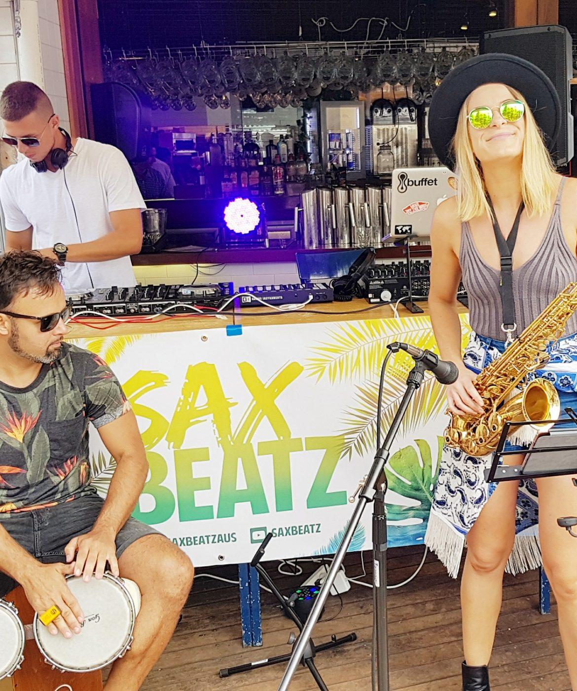Sax Beatz Promo Pic 2